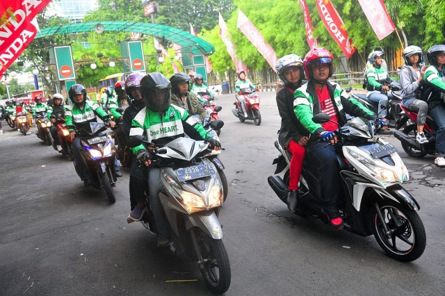 Injection Day : Sebanyak 3000 peserta Injcetion Day meramaikan city touring di 11 Kota.
